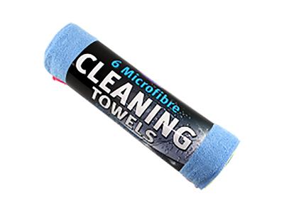 Mikrofiberduk cleaning towels