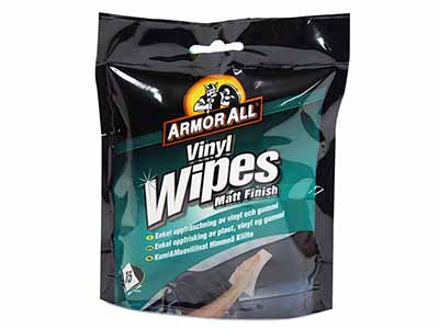 Armor all vinyl wipes