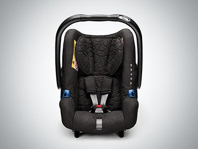 Volvo barnstol, babyskydd