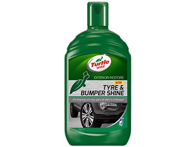 Tyre & Bumper Shine