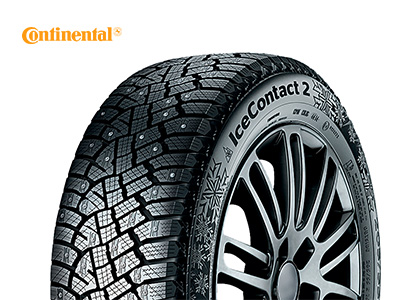 Continental Ice Contact II 205/55R16