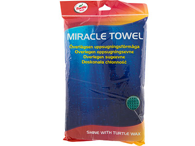 Turtle miracle towel