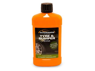 Autorange Tyre & Bumper shine