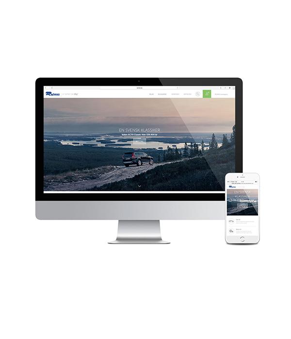 Rejmes nya digitala utseende