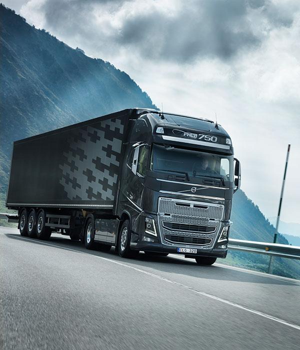 Volvo Lastvagnar blev marknadsledare 2016