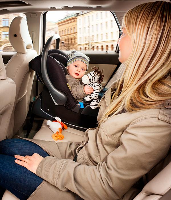 Volvo toppar Folksams lista över säkraste familjebilarna